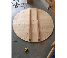 Best How to make a round tablecloth
