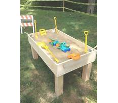 Best How to make a sandbox play area
