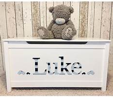 Best How to make a toy box from mdf