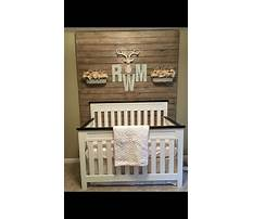 Best How to make a wood baby crib