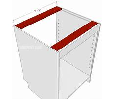 Best How to make cabinet doors without dado