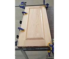 Best How to make cabinet doors wood
