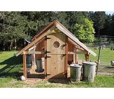Best How to make chicken houses