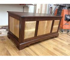 Best How to make hope chest.aspx
