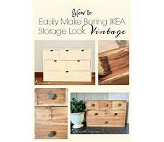 Best How to make ikea furniture look vintage