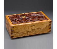 Best How to make jewelry box from wood