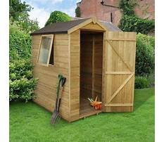 Best How to make small storage shed