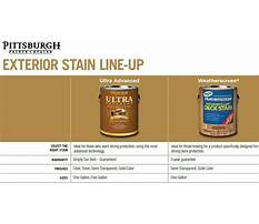 Best How to stain and paint wood.aspx