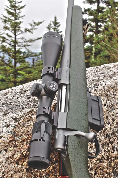 Howa Alpine Mountain Rifle Stock And Knoxx Spec Ops Rifle Stock