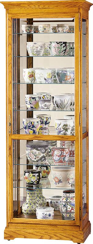 Howard Miller Curio Cabinets Chesterfield