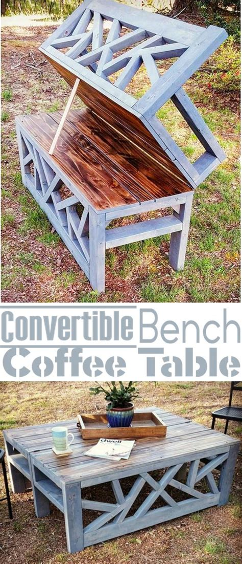 Https Www.Diyideacenter.Com Outdoor-Projects Wooden-Diy-Convertible-Table