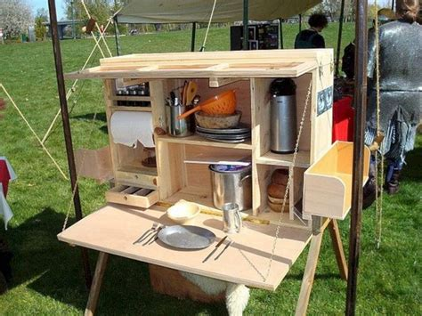 Hunting Camp Kitchen Plans