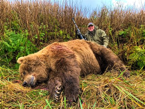 Hunting Bear With Ak 47 And Intrac Arms Ak 47 762x39