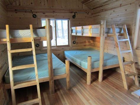Hunting-Camp-Bunk-Bed-Plans