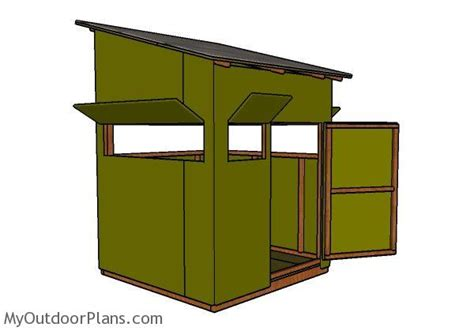 Hunting-House-Plans