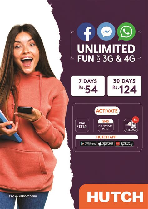 Hutch Unlimited Internet Plans