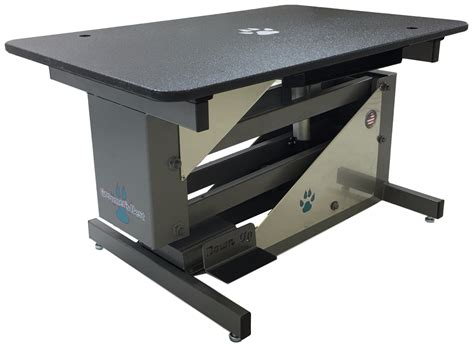 Hydraulic Grooming Table Images