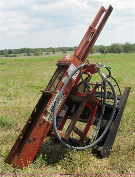 Hydraulic Post Driver Parts For Sale