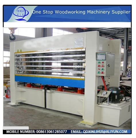 Hydraulic-Woodworking-Press