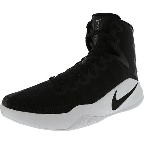 Hyperdunk 2016 TB White/Black Men's Basketball Shoes Size 10