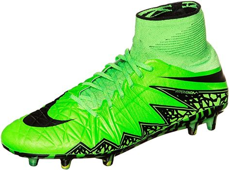 Hypervenom Phantom Ii Firm Ground [GREEN STRIKE]
