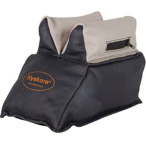 Hyskore Leather Rest Bag - Rabbit Ear - Esl Supply.