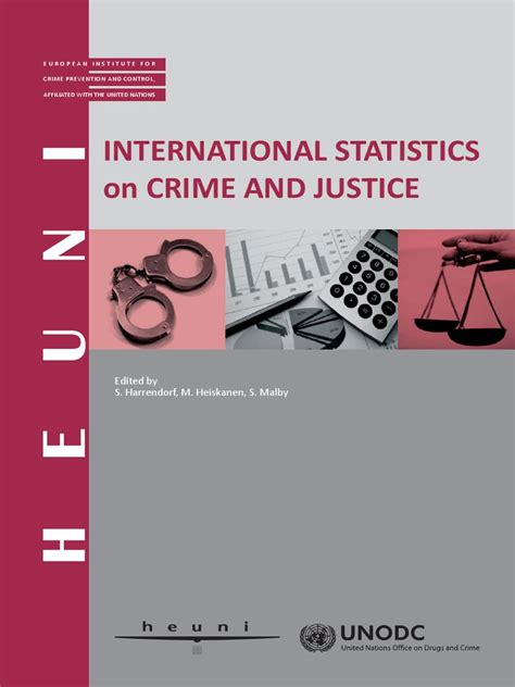 [pdf] International Statistics On Crime And Justice.