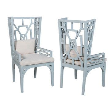 Ibis Wingback Chair (Set Of 2)