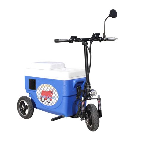 Ice Chest Scooter Diy