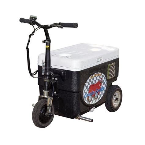 Ice Chest Scooter Plans
