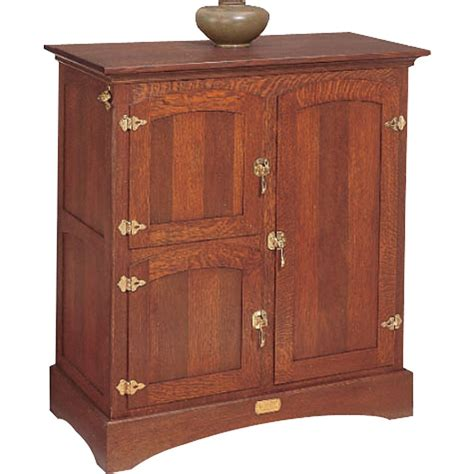 Ice-Box-Cabinet-Plans