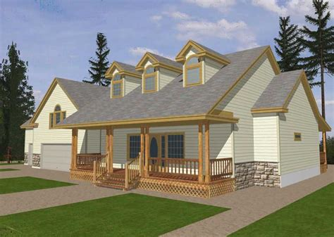 Icf Building Home Plans