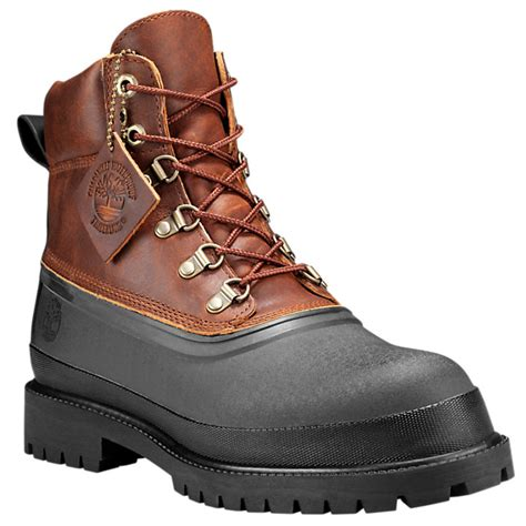Icon Rubber Toe Winter Boot - Men's