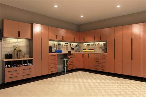 Ideas For Garage Storage Cabinets