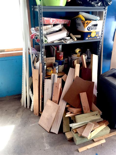 Ideas On How To Store Lumber In Your Garage