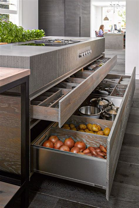 Ideas for kitchen drawer organizers Image