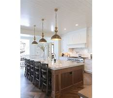 Best Ideas for decorating a kitchen island
