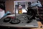 Idler Wheel On Magnavox Turntable