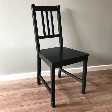 Ikea Black Chairs Dining