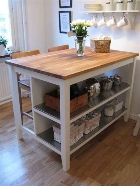 Ikea Butcher Block Island Diy