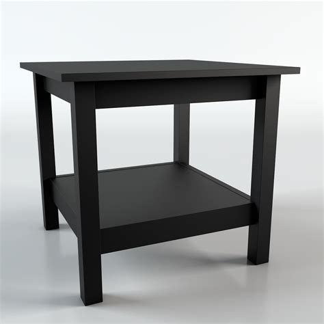 Ikea Hemnes Side Table Assembly