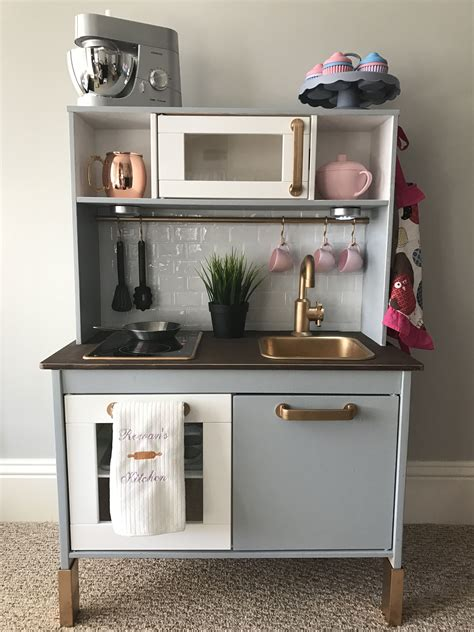 Ikea Toy Kitchen Diy