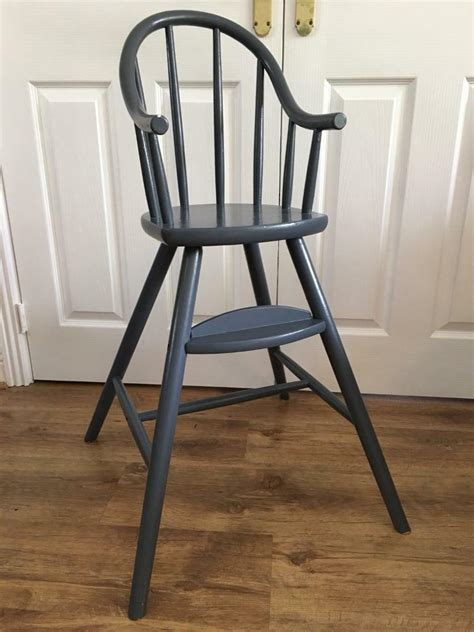 Ikea Wooden High Chair Review