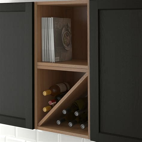 Ikea wine shelves Image