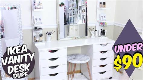 Ikea-Alex-Desk-Dupe-Michaels-Diy