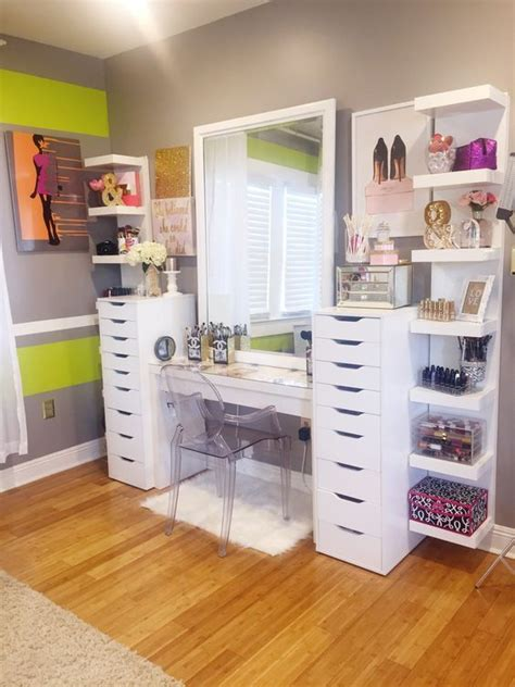 Ikea-Furniture-Diy-Make-Up-Storage-And-Organization