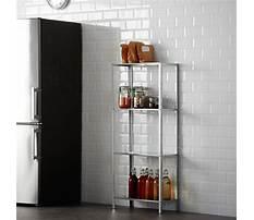 Best Ikea shelves for kitchen