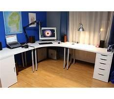 Best Ikea small office desks