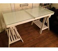 Best Ikea trestle tables