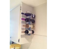 Best Ikea wine shelves